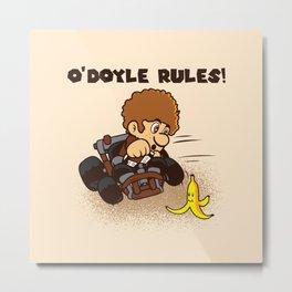 O'Doyle Rules! Metal Print