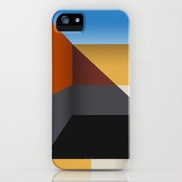 Beje iPhone Case