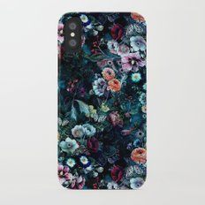 Night Garden iPhone X Slim Case
