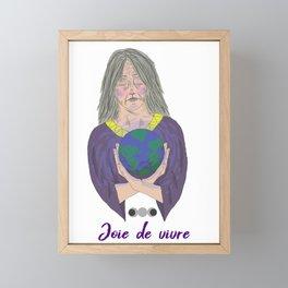 Cajun / Louisiana Witch / Faith Healer - Traiteur Piece Framed Mini Art Print