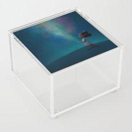 Wish Jar Acrylic Box