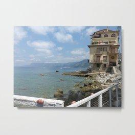 Scilla, Italy Metal Print