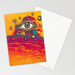 ...TUNE IN... Stationery Cards