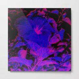 Funkadelic flower Metal Print