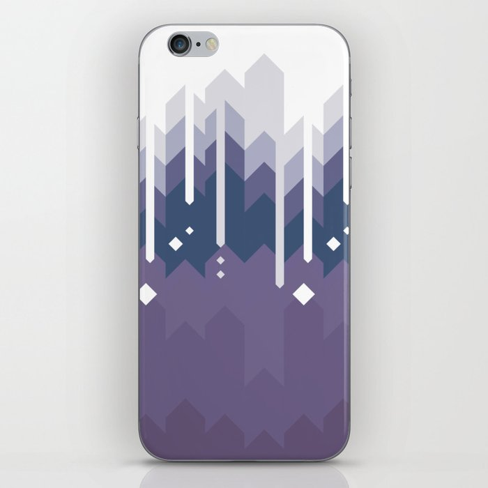 Mountains Abstract iPhone Skin