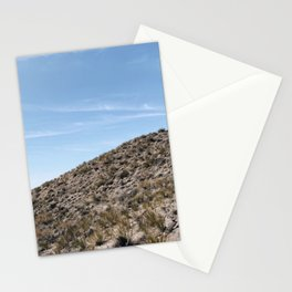 the crestone ziggurat Stationery Cards