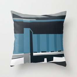 Site Throw Pillow