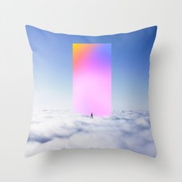 S/26 Throw Pillow