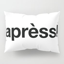 APRES-SKI Pillow Sham