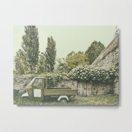 Italian country life Metal Print