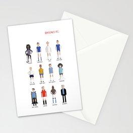 Rascals F.C. Stationery Cards