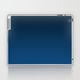 Shades of PANTONE Classic Blue Color Of The Year 2020 Laptop & iPad Skin