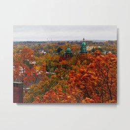 November Colors in Portland (1) Metal Print