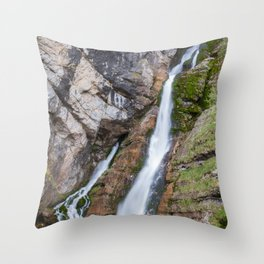 Savica Waterfall Throw Pillow
