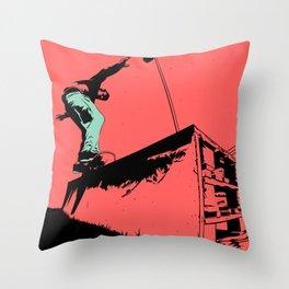 S. K. 06 Throw Pillow