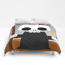 The Chibi Tarot - XIII Death Comforters