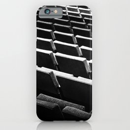 Enjoy The Show iPhone Case