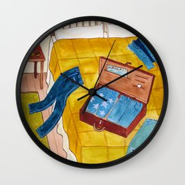 Just Jeans Wall Clock