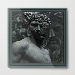Old Gods of Greece  Metal Print