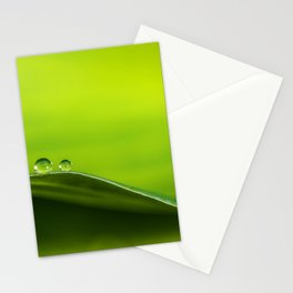 on edge Stationery Cards