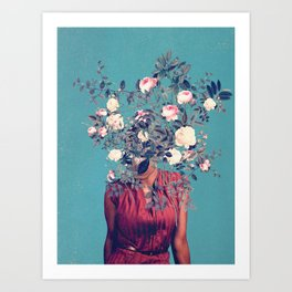 The First Noon I dreamt of You Art Print