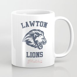 The Field Party - Lawton Lions Coffee Mug