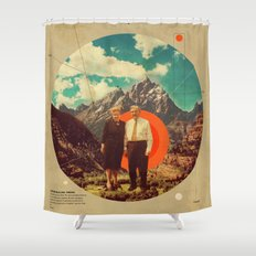 Stay With Me Shower Curtain