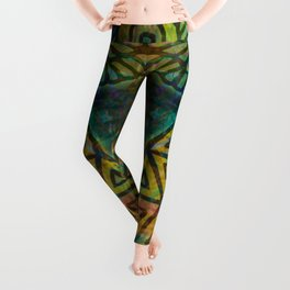 Windows in the Forest - Detail Leggings