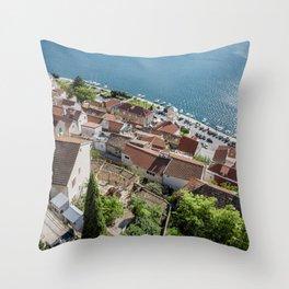 Sibenik 1.1 Throw Pillow