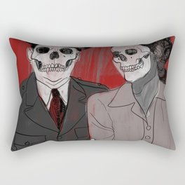 539. The Dead of The Day Rectangular Pillow