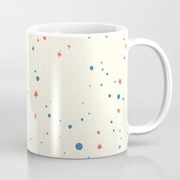 USA Galaxie Nachthimmel Sternenhimmel Coffee Mug