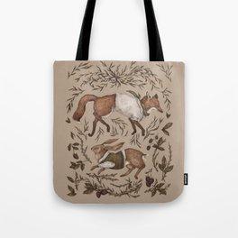 Tricksters Tote Bag