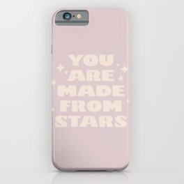 star formed iPhone Case