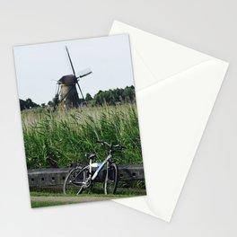 Holland,Kinderdijk Stationery Cards