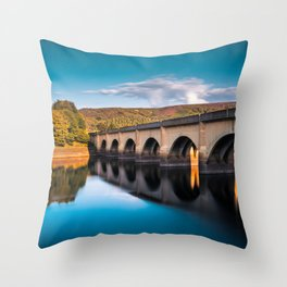 Ladybower Throw Pillow