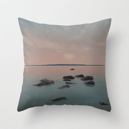Awenda Provincial Park Throw Pillow