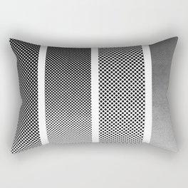 Test Patterns Rectangular Pillow