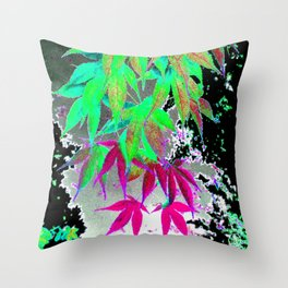 Shades of Maple - No. 2 Throw Pillow