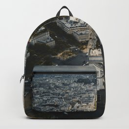 Rise & shine over the Arc! Backpack