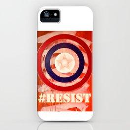 #Resist iPhone Case
