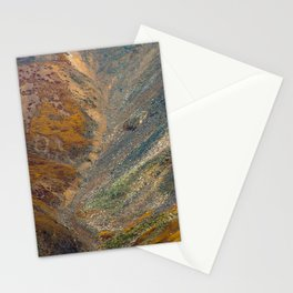 electric scree Stationery Cards