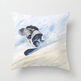 'The Seasons Turn' Throw Pillow