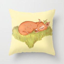 Honduras Throw Pillow