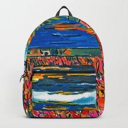 Light in My Art Backpack