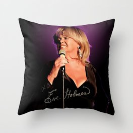 XO, Eve Holmes Throw Pillow