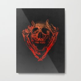 JAWZ2 Metal Print