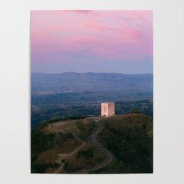 Mt. Umunhum - San Jose, CA Poster