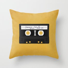 How To Say I Love You Throw Pillow