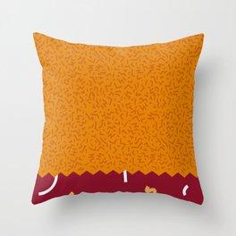 Denver 1993 Throw Pillow