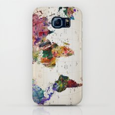 map Galaxy S8 Slim Case
